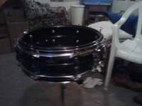 I have a nice Ludwig aluminum snare drum similar to the