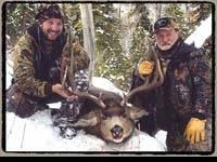 Awesome mule deer hunting, in west central Idaho. lots