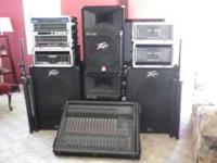 Complete, Road-Ready Sound System! Ideal for a gigging