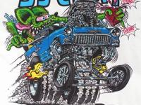 I have for sale for $16 each over 60 styles of Rat Fink