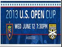 I have 2 tickets to the 2013 U.S. Open Cup RLS against