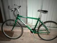 "I have a very nice 21-Speed ""Trek 820"" Bicycle with 26"