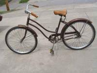 For sale is this awesome vintage single speed women's