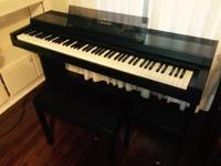 I am offering an expert level digital piano Yamaha