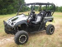 2008 Yamaha Rhino 700 Sport. THE ULTIMATE Rhino LOADED
