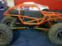 For sale 2 Rc rock crawlers. Axial ax10 with proline