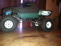 custom crawler looking to trade  for  brushless race