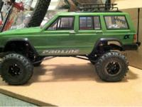 "I have a scx10(honcho) ""ROLLER""that is fully built."