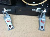 For sale is an Axis double bass pedal.  Model # Long