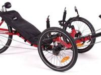 All Catrike Recumbent trikes ordered through