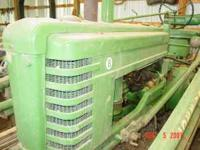 Very good B John Deere. New rear tires - great for