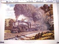 Reproduction Print #157 by Harlen Hiney Baltimore and