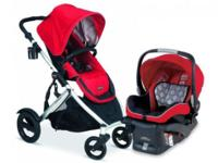 PRODUCT DESCRIPTION BRITAX B-READY TRAVEL SYSTEM The