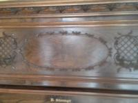 1901 B Shoniger Upright Piano S/N 34551 '05 exterior