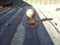 B&W turnover ball for gooseneck trailer. I'm switching