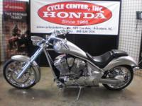 One proprietor, Regional Honda 1300 Fury! This is a