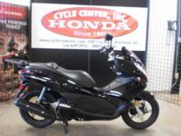 Your Ticket To Trip. Think about this Honda PCX150 as