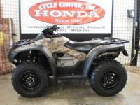 Rugged and Reliable. Whether you utilize your ATV for
