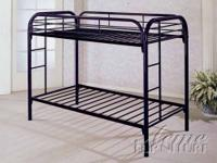 B5200 Twin Bunk Bed 4 color options to pick from...