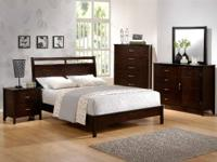 B7300 Ian Bedroom Suite. Includes Dresser, Mirror,