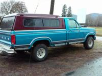 Make: Ford Mileage: 75,000 Mi Year: 1981 VIN Number: