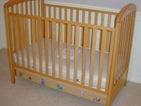 Gently used Baby Bed in excellent condition Brand: Babi