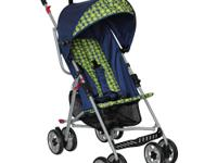 This Babies R' Us Deluxe Stroller in the Butterfly