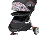 Babies R Us Ride Stroller in Rhapsody is one of the