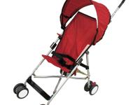Babies'R'Us Umbrella Stroller in Red is the lightweight