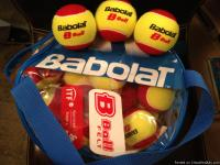 Tennis Balls are perfect for beginner players new to
