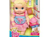 INFANT ALIVE YUMMY TREAT DOLL. $12 (Retail price over