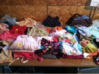 Lots of kids clothing for sale!! Girl and boys shirts/
