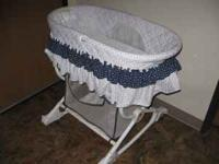 I have a baby bassinet that is in my storage unit that