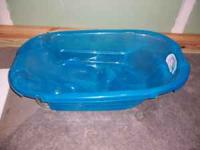 Large baby bath for use in bathub. Damian