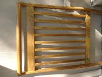 COMPLETE BABY CRIB - BED Includes Mattress All in great