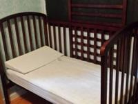 Infant bed transforms 3 method. Young child then twin