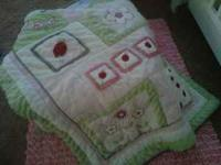 Kidsline Bedding Set. This set is gently used and in
