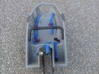 NICE BABY BIKE CARRIER SEAT WITH ALL GOOD LOCKING