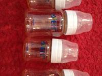 Baby bottles for sale. When, my boy refused to take any