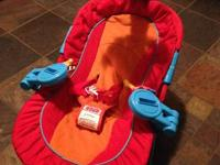 Fisher Price baby bouncer in excellent condition! It