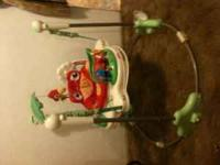 i am selling a baby bouncer i aqm asking 30 you can