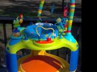 Baby bouncer $40 very clean and looks