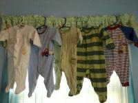 Baby boy 6/9 month fall-winter lot includes 6 pr socks,