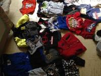 I have a lot of baby kid clothes sizes range from 0-3,