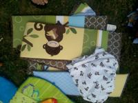 I have lots of baby boy clothes newborn to 12 months, I