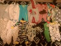 Tons of brand name baby clothes for sale. Mainly, Baby