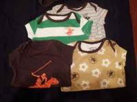 Good baby clothes. Over 50 items. Jeans, pants, shirts,