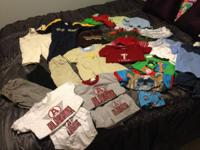 For Sale! Infant boy clothes. Envisioned is 12, 18, 24