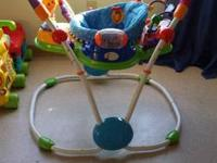 I have a few baby items my baby out grew  Jumparoo 45
