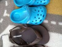 Baby Boy shoes in excellent condition almost new  //